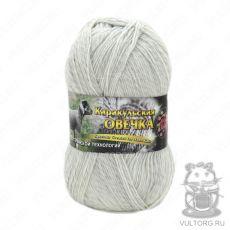 Пряжа Color City Каракульская овечка, цвет № 29902 (Светло-серый)