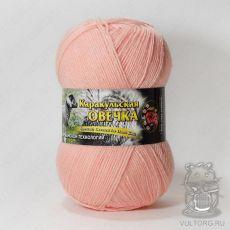Пряжа Color City Каракульская овечка, цвет № 270 (Персиковый)