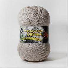 Пряжа Color City Каракульская овечка, цвет № 408 (Бежевый)
