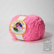 Пряжа Color City Кузя Клубочкин, цвет № 32-1 (Ярко-розовый)