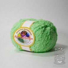 Пряжа Color City Кузя Клубочкин, цвет № 43 (Ярко-зеленый)