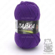 Пряжа Лайка Color City, цвет № 231 (Темно-фиолетовый)