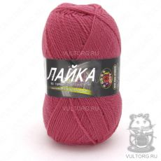 Пряжа Лайка Color City, цвет № 2803 (Брусника)