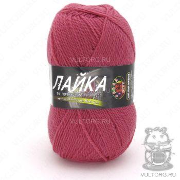 Пряжа Color City Лайка, цвет № 2803 (Брусника)