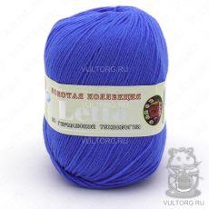Пряжа Летто Color City, цвет № 018 (Синий)