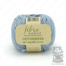 Пряжа Fibra Natura Cottonwood, цвет № 41104 (Светло-голубой)