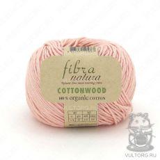 Пряжа Cottonwood Fibra Natura, цвет № 41106 (Светлый персик)