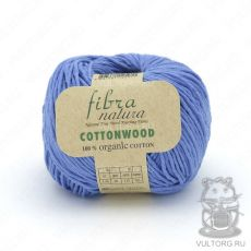 Пряжа Cottonwood Fibra Natura, цвет № 41111 (Голубой)