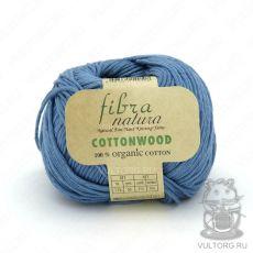 Пряжа Fibra Natura Cottonwood, цвет № 41128 (Пыльно-голубой)