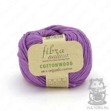 Пряжа Fibra Natura Cottonwood, цвет № 41133 (Фиолетовый)