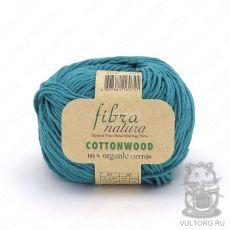 Пряжа Fibra Natura Cottonwood, цвет № 41136 (Бирюзовый)