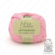 Пряжа Fibra Natura Cottonwood, цвет № 41139 (Светло-розовый)