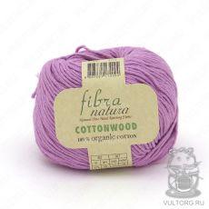 Пряжа Fibra Natura Cottonwood, цвет № 41140 (Светло-фиолетовый)