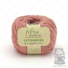 Пряжа Fibra Natura Cottonwood, цвет № 41148 (Тепло-бежевый)