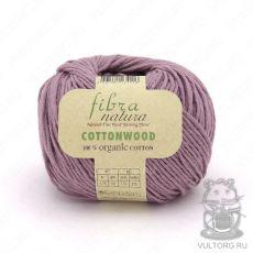 Пряжа Cottonwood Fibra Natura, цвет № 41152 (Сиреневый)