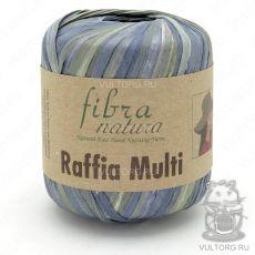 Пряжа Raffia Multi Fibra Natura, цвет № 117-09
