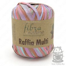 Пряжа Raffia Multi Fibra Natura, цвет № 117-10