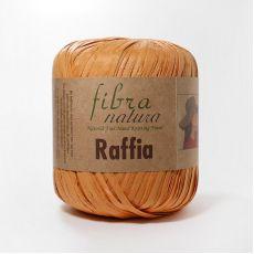 Пряжа Fibra Natura Raffia, цвет № 116-20 (Солома)