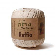 Пряжа Fibra Natura Raffia, цвет № 116-25 (Бежевый)