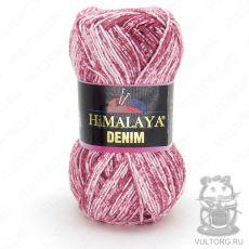 Пряжа Denim 115-02 Himalaya (Темно-красный)