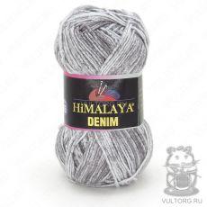 Пряжа Denim 115-07 Himalaya (Светло-серый)