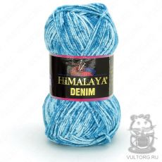 Пряжа Denim 115-11 Himalaya (Голубой)