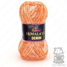Пряжа Denim 115-12 Himalaya (Оранжевый)