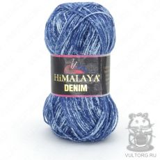 Пряжа Denim 115-14 Himalaya (Синий)