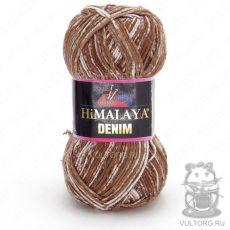 Пряжа Denim 115-18 Himalaya (Коричневый)