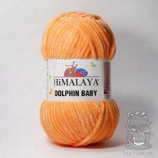 Пряжа Himalaya Dolphin Baby 80316 (Темно-персиковый)