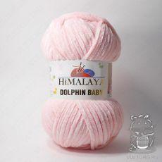 Пряжа Himalaya Dolphin Baby 80319 (Розовый)