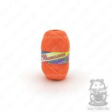 Пряжа Для души и душа Хозяюшка-Рукодельница, цвет № DD03 (Апельсин)