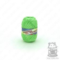 Пряжа Для души и душа Хозяюшка-Рукодельница, цвет № DD18 (Зеленый)