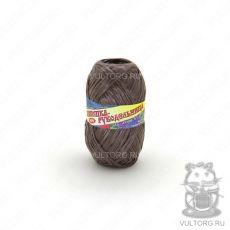 Пряжа Для души и душа Хозяюшка-Рукодельница, цвет № DD73 (Шоколад)