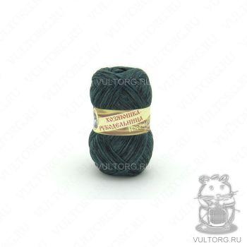 Носочная добавка Хозяюшка-Рукодельница, цвет № ND08 (Зеленый)