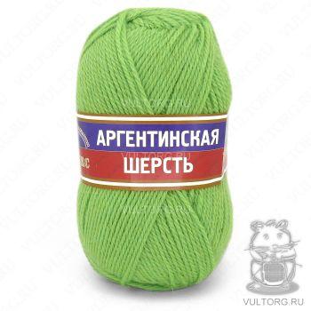 Пряжа Камтекс Аргентинская шерсть, цвет № 026 (Салат)