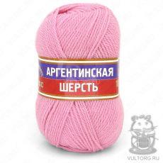 Пряжа Аргентинская шерсть Камтекс, цвет № 055 (Светло-розовый)