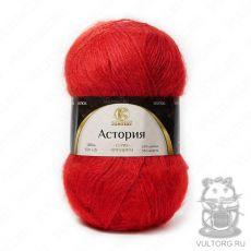 Пряжа Камтекс Астория, цвет № 046 (Красный)