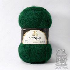 Пряжа Камтекс Астория, цвет № 110 (Зеленый)
