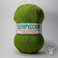 Пряжа Камтекс Белорусская, цвет № 130 (Липа)