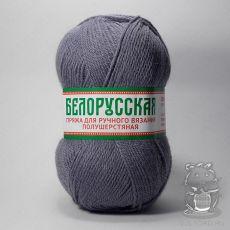 Пряжа Камтекс Белорусская, цвет № 169 (Серый)