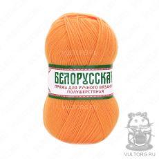 Пряжа Белорусская Камтекс, цвет № 035 (Оранжевый)