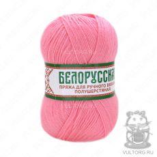 Пряжа Белорусская Камтекс, цвет № 056 (Розовый)