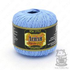 Пряжа Денди Камтекс, цвет № 015 (Голубой)