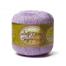 Пряжа Камтекс Вискозный шелк блестящий, цвет № 058 (Сирень)