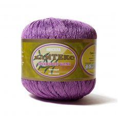 Пряжа Камтекс Вискозный шелк блестящий, цвет № 059 (Персидская сирень)