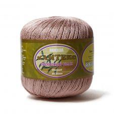 Пряжа Камтекс Вискозный шелк блестящий, цвет № 067 (Пудра)