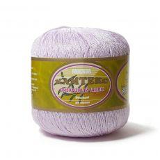 Пряжа Камтекс Вискозный шелк блестящий, цвет № 072 (Лаванда)