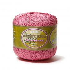 Пряжа Камтекс Вискозный шелк блестящий, цвет № 088 (Брусника)