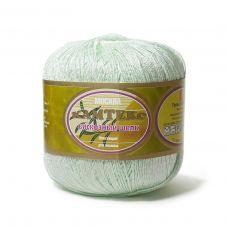 Пряжа Камтекс Вискозный шелк блестящий, цвет № 107 (Ментол)